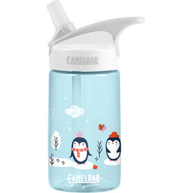 CamelBak Eddy Holiday LTD Kindertrinkflasche 400ml Sweet Penguins